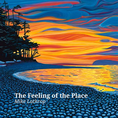 The Feeling of the Place Paperback Book