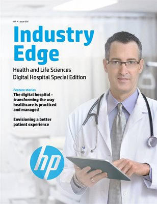 HP Industry Edge: Digital Hospital edition