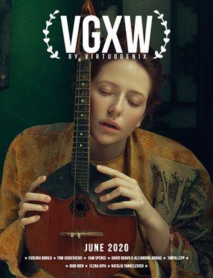 VGXW Magazine  June 2020 Cover 3