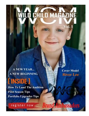 Wild Child Magazine November 2018 Vol. I