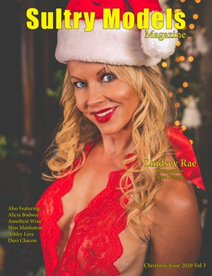 Sultry Models Magazine Christmas Issue 2020 Vol 3