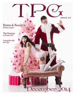 TPG Magazine Issue 17 - December 2014