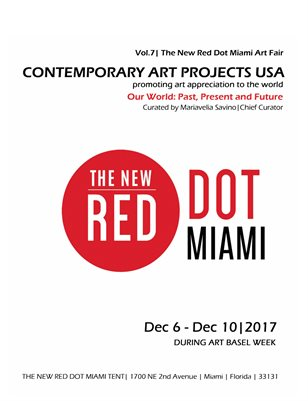 Contemporary Art Projects USA | The New Red Dot Art Fair 2017 | Booth #R215