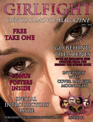 GIRLFIGHT Official Movie Magazine, #1 (G-Rated Cover)