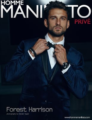 Homme Manifesto Privé Issue 8