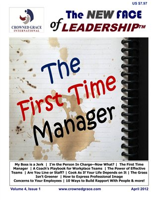 The First Time Manager (April 2012)