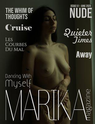 MARIKA MAGAZINE NUDE (June - issue 51)  18+