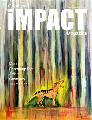 Creative iMPACT Magazine July/August Issue 2 2016