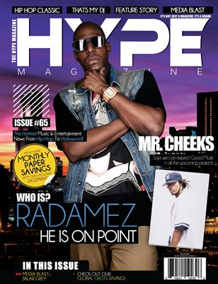 The Hype Magazine Issue #65