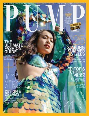 PUMP Magazine | Intensity Issue