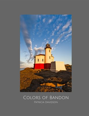 "Colors of Bandon 8.5"" x 11"" (Grey Cover)"
