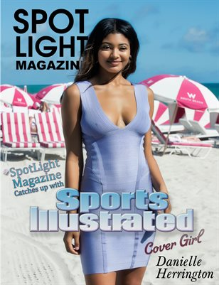 SpotLight/Sports Illustrated Cover Model