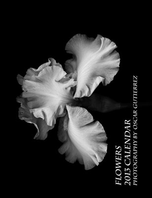 Black & White Flowers 2013 Calendar