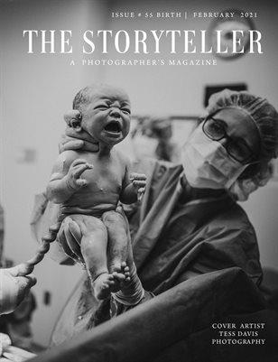 The Storyteller Magazine Issue #55 Birth