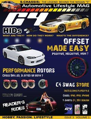 C4 Automotive Lifestyle Magazine