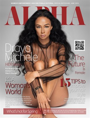 Draya Alpha Female 2019