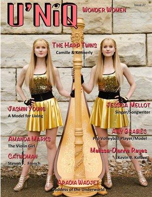 U'NiQ - Issue 27