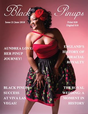 Black Pinups Issue 21