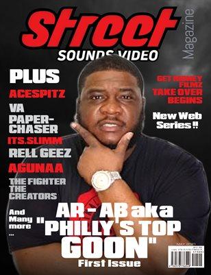 Street Sounds 1st Publication