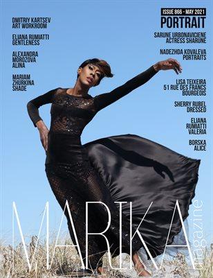MARIKA MAGAZINE PORTRAIT (ISSUE 866 - MAY)