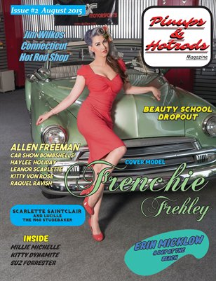 Pinups & Hotrods, Issue#2