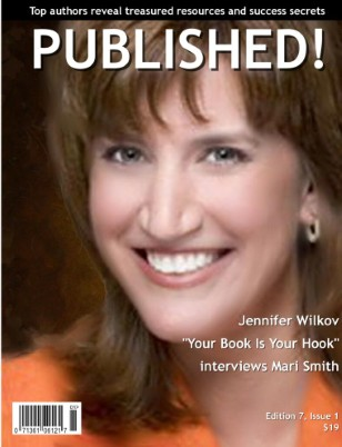 PUBLISHED! featuring Jennifer Wilkov and Mari Smith