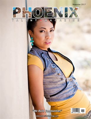 Phoenix Talent Magazine November 2017 Edition