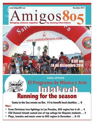 Amigos805 December 2014