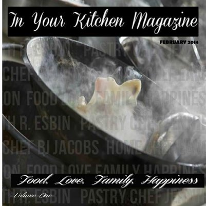 IN YOUR KITCHEN MAGAZINE - VOLUME ONE