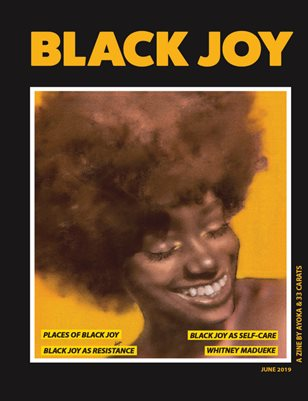 Black Joy zine
