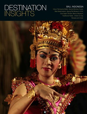 Bali—Destination Insights