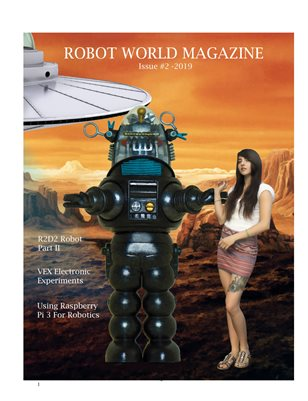 Robot World Magazine - Issue 2