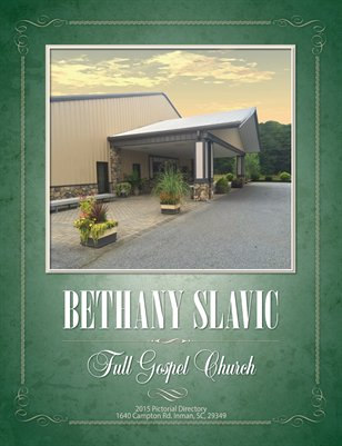 Bethany Slavic Full Gospel Church
