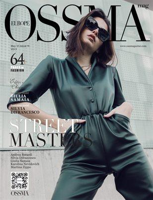 OSSMA Magazine EUROPE ISSUE19, vol3