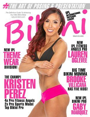 Natural Bikini Magazine Issue #35 - 2020 - Cover: Kristen Perez