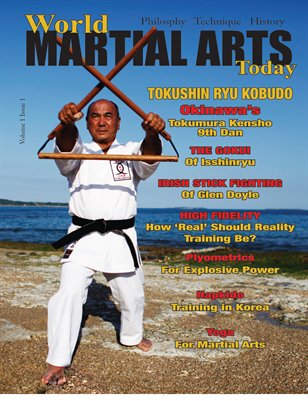World Martial Arts Today Volume 1 Issue 1