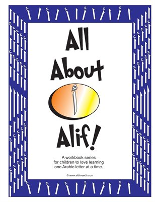 All About Alif Activity Book