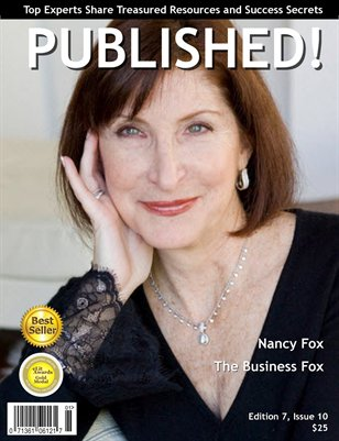 PUBLISHED! featuring Nancy Fox