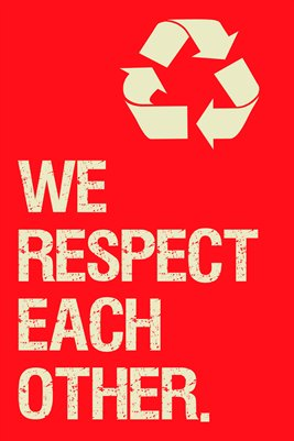 Classroom Norms: We Respect Each Other