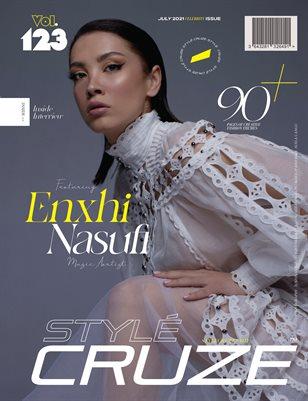 JULY 2021 Issue (Vol: 123) | STYLÉCRUZE Magazine