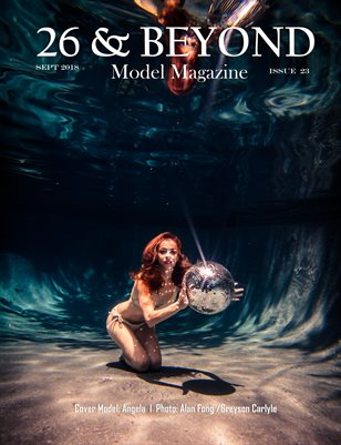 26 & BEYOND Model Magazine Issue #23