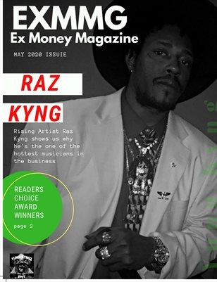 Ex Money Magazine - Raz Kyng
