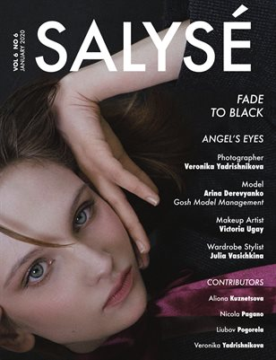 SALYSÉ Magazine | Vol 6 No 6 | JANUARY 2020 |