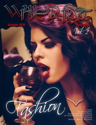 Deathly October, VOL1 Issue #11 Wild Heart Magazine