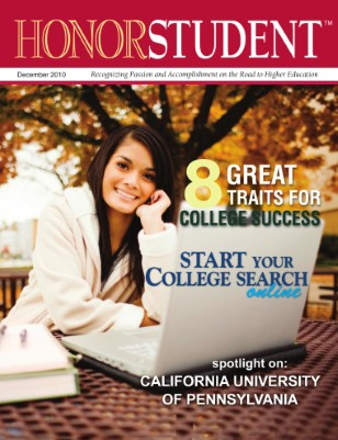 Honor Student Magazine: December 2010