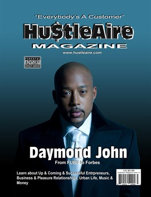 Hustleaire Magazine Issue 13