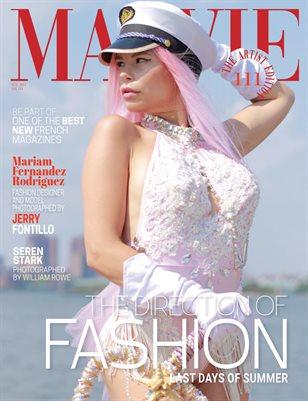 MALVIE Magazine The Artist Edition Vol 111 January 2021