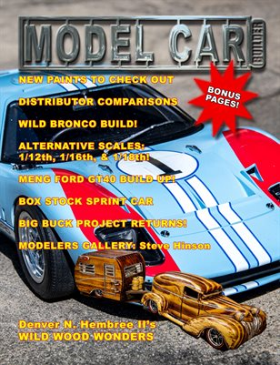 Model Car Builder No. 41