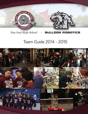 Team 581 2014-2015 Team Guide