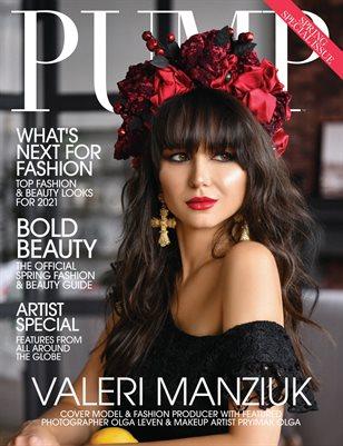PUMP Magazine | The Editor's Choice Edition | Vol.2 | April 2021